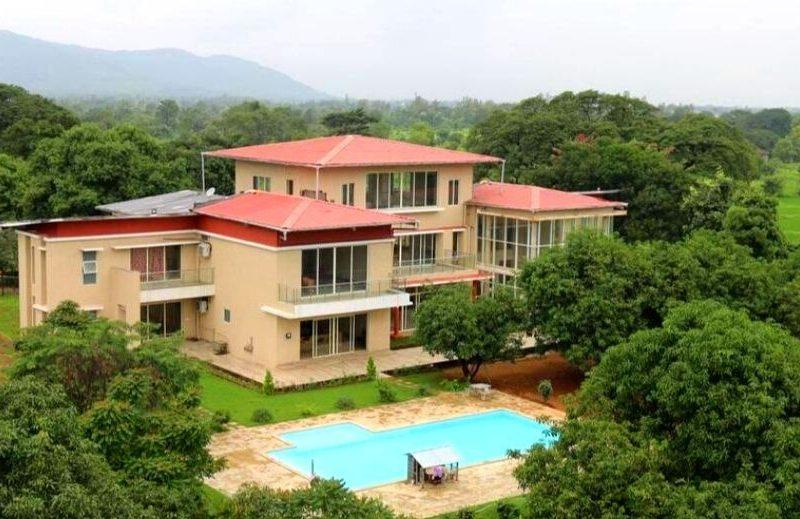 Unexplora Best Farmhouses And Villas In Karjat On Rent